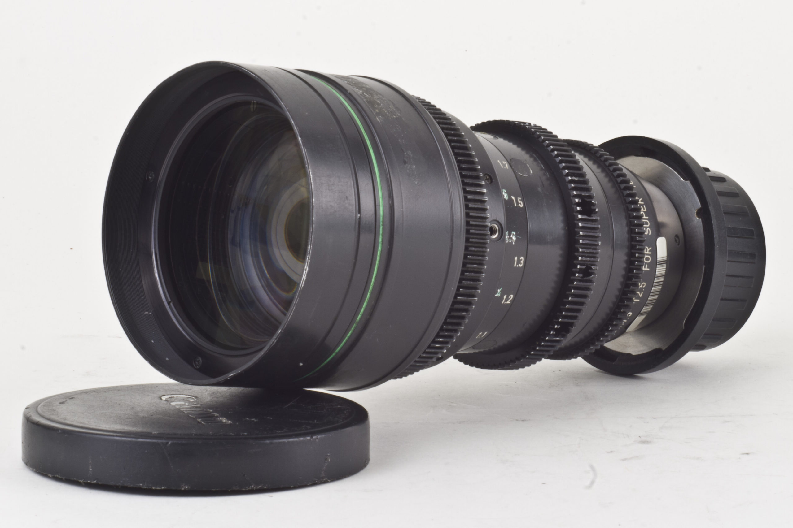 Canon 11.5-138mm T2.5